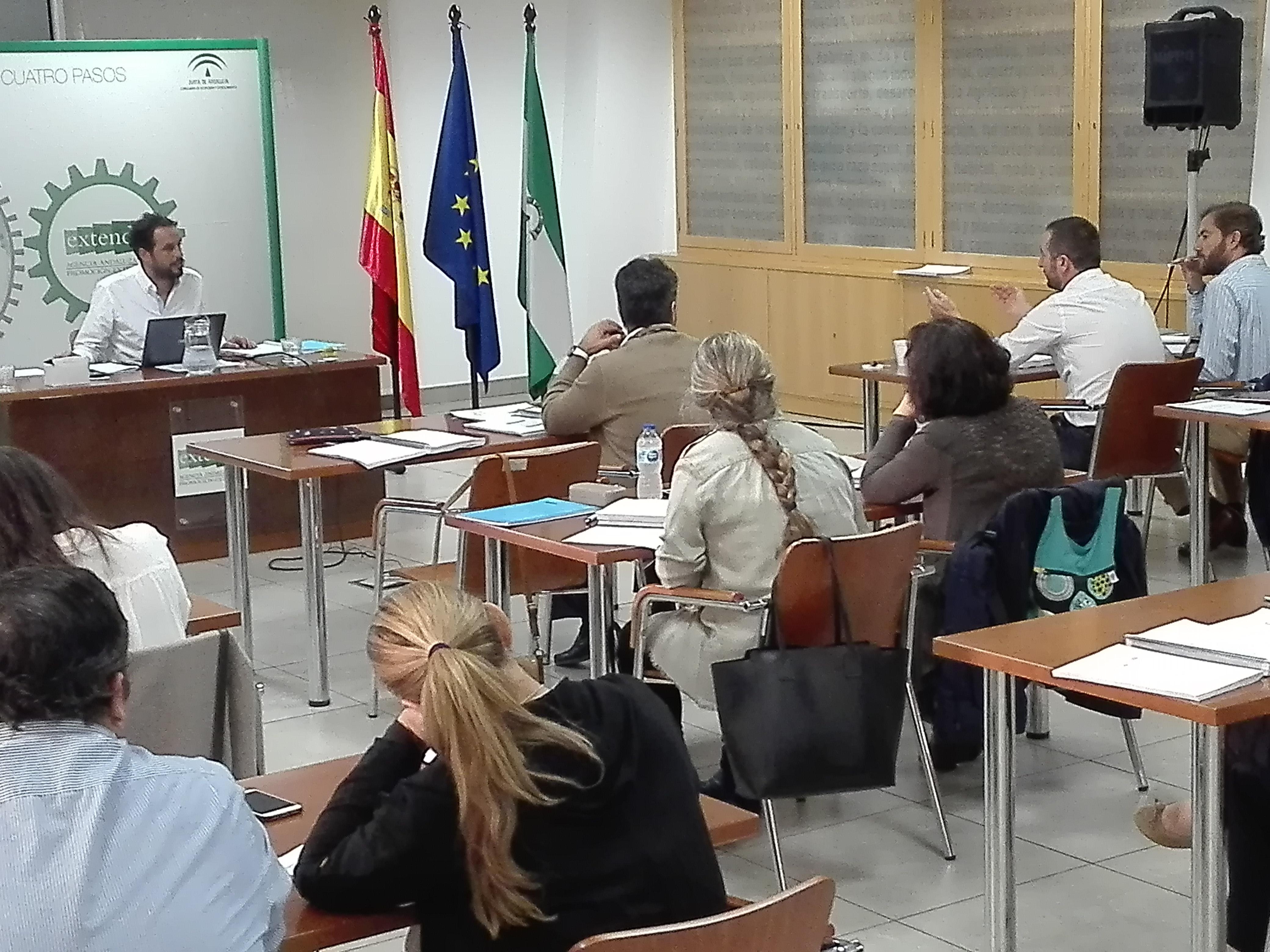 """FSVP Sevilla: """"Programa de Verificación de Proveedores Extranjeros"""""""