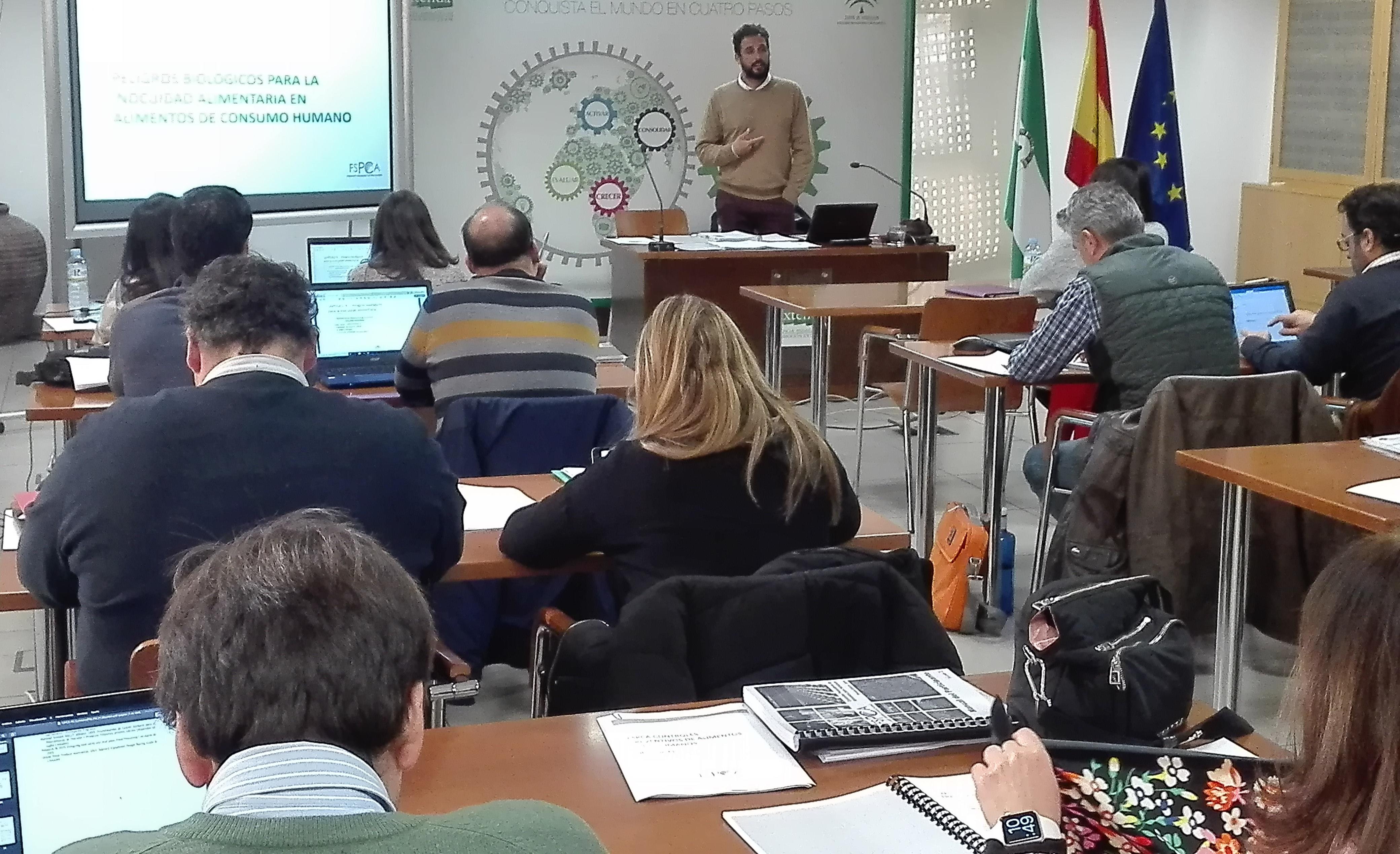 GOCA Consulting imparte el curso de formación de PCQI para la industria de alimentos procesados.