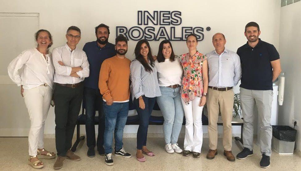 Nuevos PCQIs en Inés Rosales
