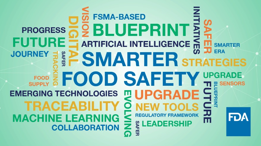 """Smarter Food Safety  """"Trazabilidad de los alimentos a velocidad del pensamiento"""""""